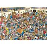Jan van Haasteren Pussel 1000 Bitar The Antique Show
