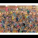 Jan van Haasteren Pussel 1000 Bitar Ballroom Dancing