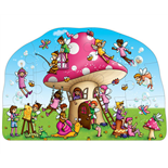 Orchard Toys Pussel 15 Bitar Fairy Cottage