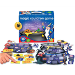Orchard Toys Magic Cauldron Game - Träna plus och minus