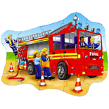 Orchard Toys Pussel 20 Bitar Big Fire Engine