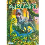 Kärnan Pysselbok Dinosaurier