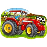 Orchard Toys Pussel 25 Bitar Big Tractor