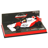 McLaren MP 4/10 Mercedes-Benz 1:43