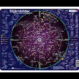 Larsen Pussel 70 Bitar Stjärnbilder