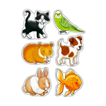 Orchard Toys Pussel 2 Bitar Pets