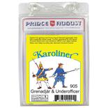 Prince August Karoliner Grenadjär & Underofficer