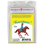 Prince August Karoliner Officer