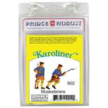 Prince August Karoliner Musketerare Set 1