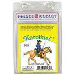 Prince August Karoliner Kavallerist