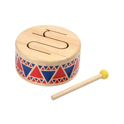 PlanToys Solid Drum, 6404