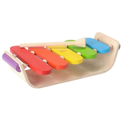 PlanToys Oval Xylophone, 6405