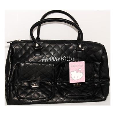 Hello Kitty Väska Multipocket Medium Svart, 65441-8