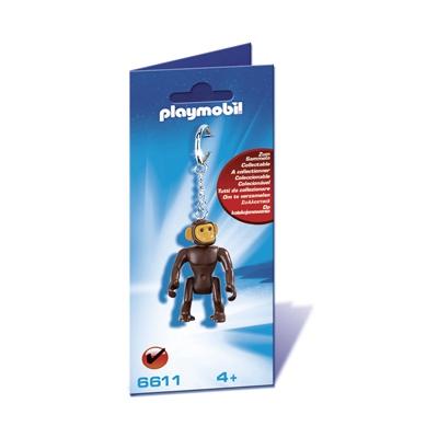 Playmobil Nyckelring Apa, 6611P