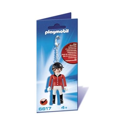 Playmobil Nyckelring Ryttare, 6617P