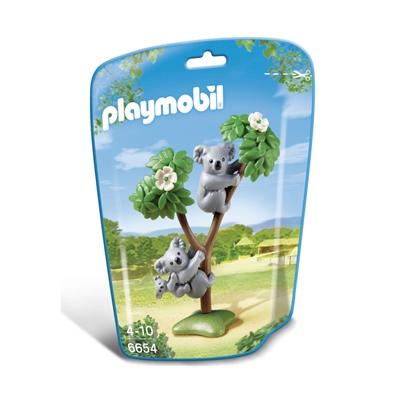 Playmobil Koala Familj med Unge, 6654