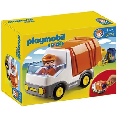 Playmobil 1-2-3 Sopbil, 6774