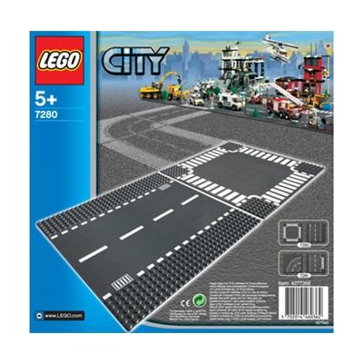LEGO City Raksträcka och Korsning, 7280L