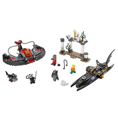 LEGO DC Comics Super Heroes Black Mantas Djuphavsanfall, 76027