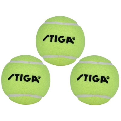 Stiga Tennisbollar Advance 3-pack, 77-4722-03