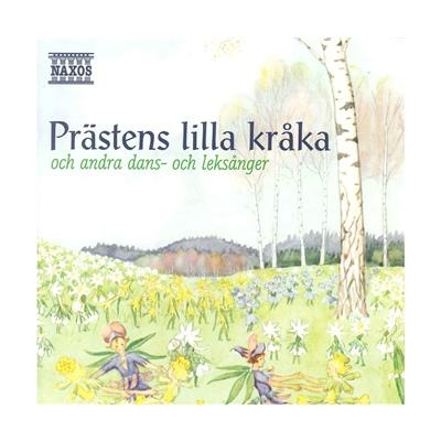 Musik CD Prästens lilla kråka och andra dans- och leksånger, 8.572616