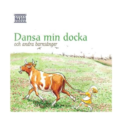 Musik CD Dansa min docka och andra barnsånger, 8.572618