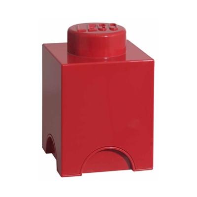 LEGO Förvaringslåda 1, Röd, 8140011730M