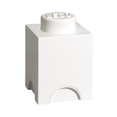 LEGO Förvaringslåda 1, Vit, 8140011735M