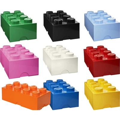 LEGO Förvaringslåda 8, 8140041