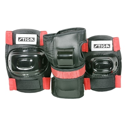 Stiga Protection Set JR 3-Pack, L, 82-2736-06