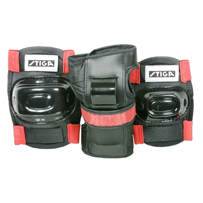 Stiga Protection Set JR 3-Pack, 82-2736