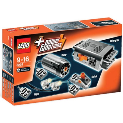 LEGO Technic Power Functions Motorset, 8293