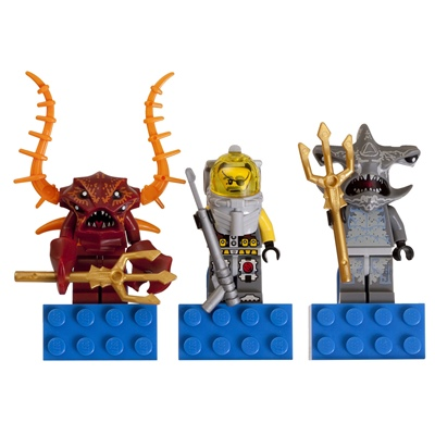 LEGO Atlantis Magneter, 853087