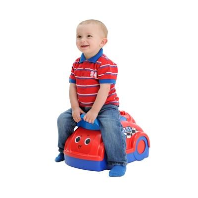 Mega Bloks Whirl n Twirl Race Car, 8537