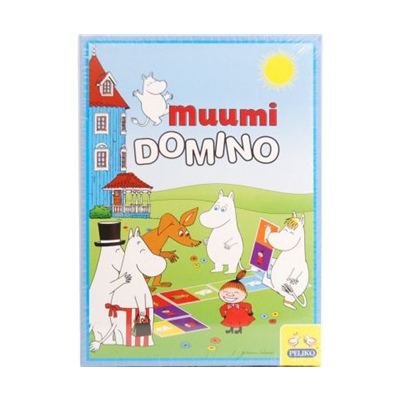 Peliko Domino Mumin, 855009MR