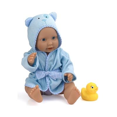 Dolls World Docka Splash Time Baby Pojke 41 cm, 8553