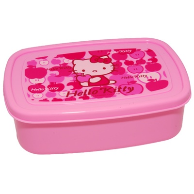 Hello Kitty Lunchlåda Apple Pink, 89120-7