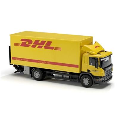 Emek Scania P Distributionsbil DHL 1:25, 89509