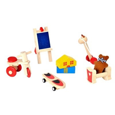 PlanToys Fun Toys Set, 9711