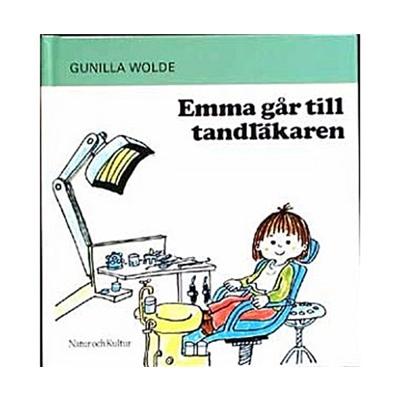 Emma går till Tandläkaren, 978-91-27-06795-0