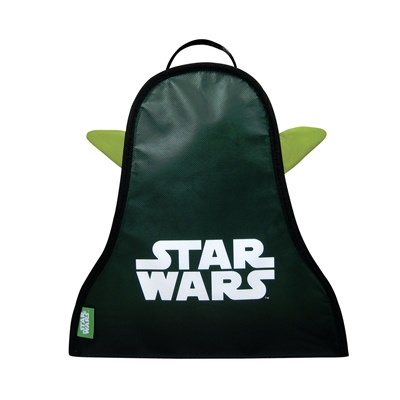 Neat-Oh Star Wars ZipBin Yoda Storage & Carry Case, A1708XX