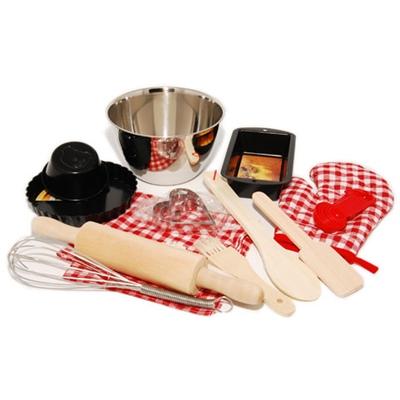 Just For Chef Leksaksbakset 16 delar, CH20507BK