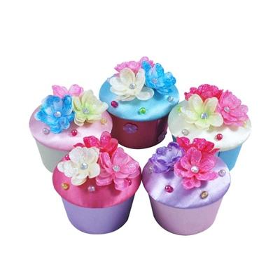 Den Goda Fen Cupcakebox Blomma 1 st, JDD-1065