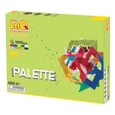 LaQ Free Style Palette, LQ7000361