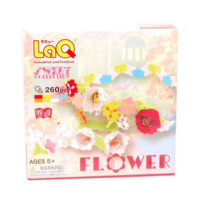 LaQ Sweet Collection Flower, LQ7001320