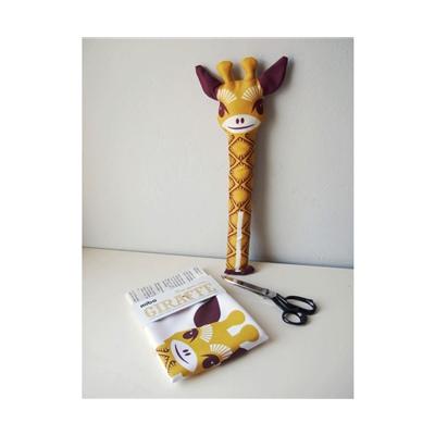 Mibo Handduk/Kudde Giraff, MIBOTTFG05