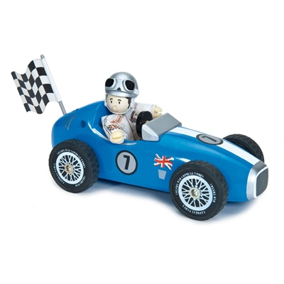 Le Toy Van Racer Blå, TV461
