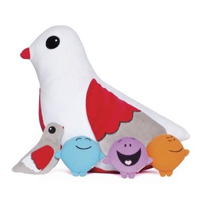 Kimochis Plushy Lovey Dove, UZ2116