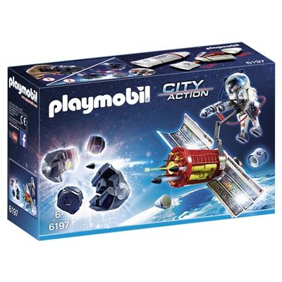 Playmobil Meteoroidförstörare, 6197
