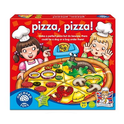 Orchard Toys Pizza Pizza!, 060O